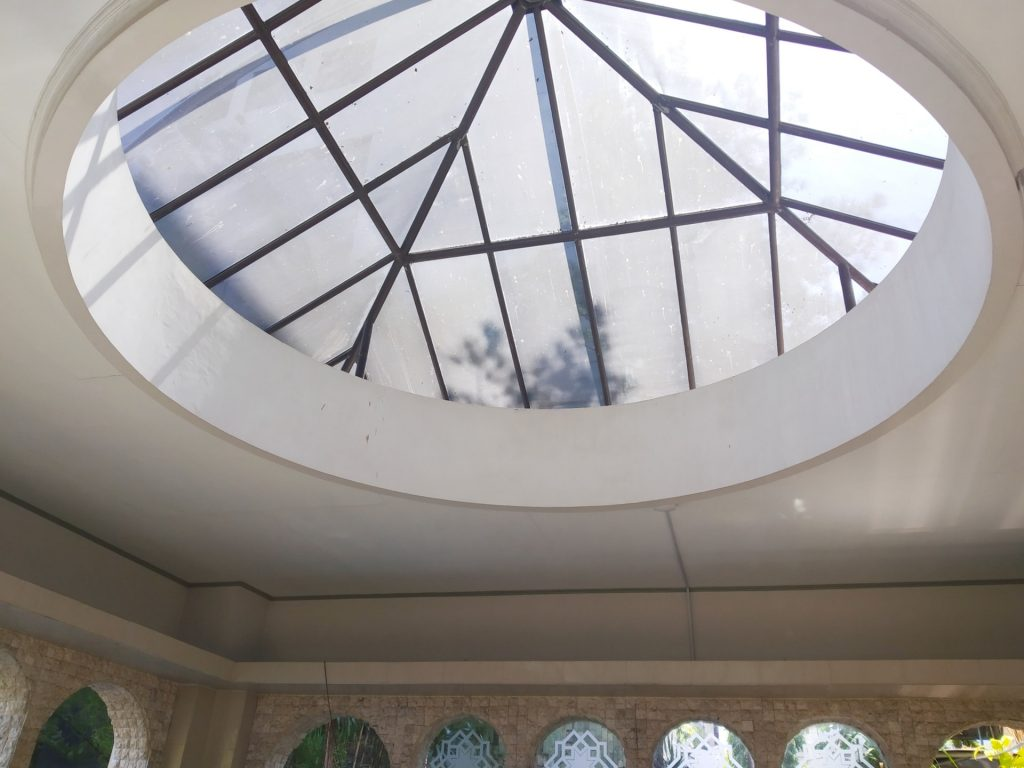 The Best Places for Pyramid Skylights