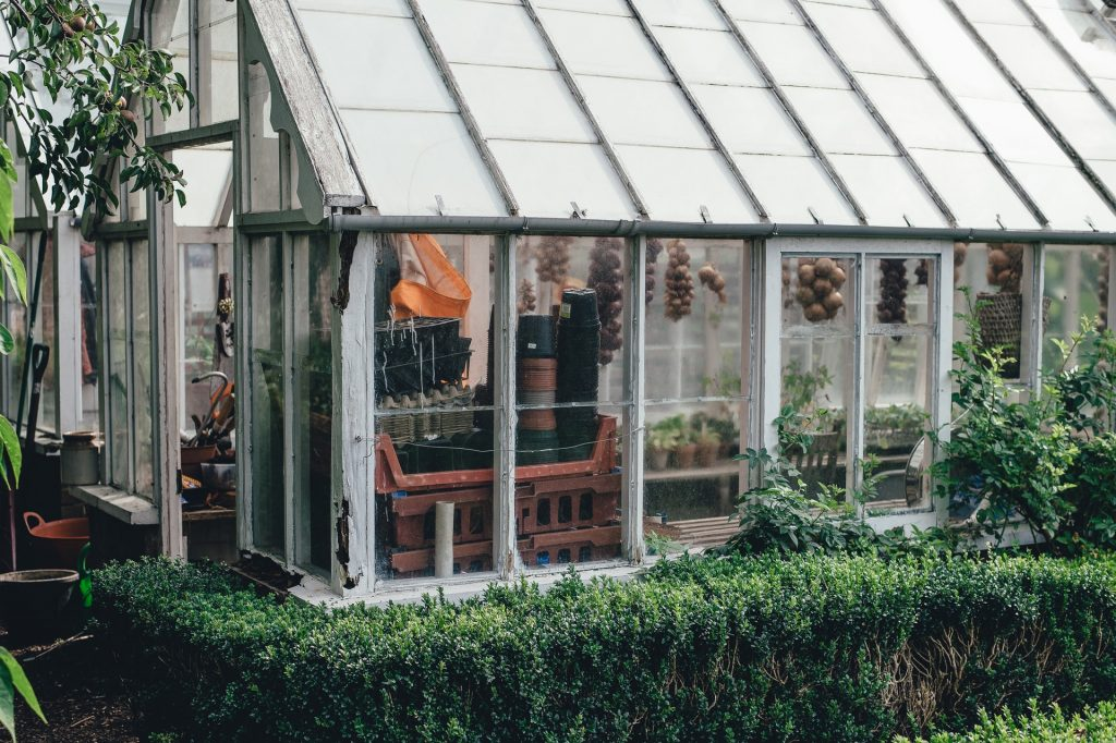 Your Source for High Quality Greenhouse Glass