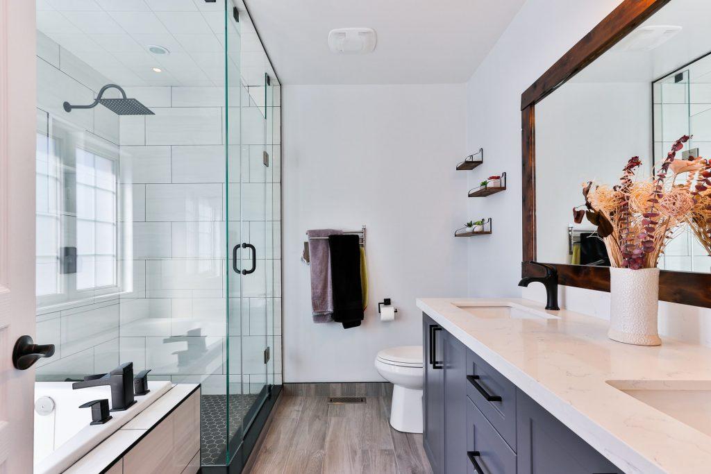 Durable Frameless Shower Enclosures